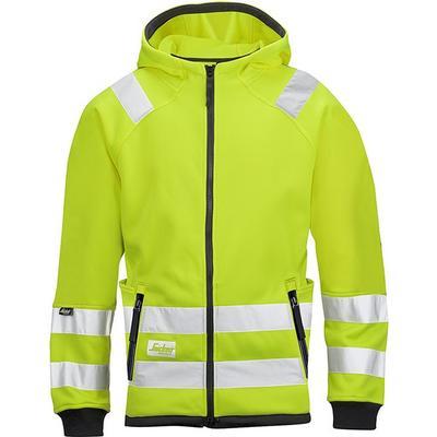 Snickers Workwear 8043 High-Vis Micro Fleece Hood Jacka