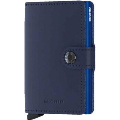 Secrid Mini Wallet - Original Navy Blue
