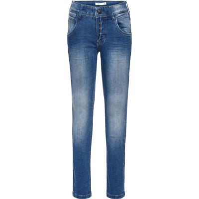 Name It Nittalk Regular Fit Jeans - Blue/Medium Blue Denim (13142233)