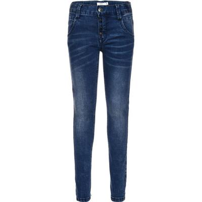 Name It Nittast X-Slim Power Stretch Jeans - Blue/Dark Blue Denim (13142293)