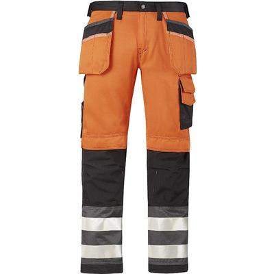 Snickers Workwear 3233 High-Vis Holster Pocket Trouser