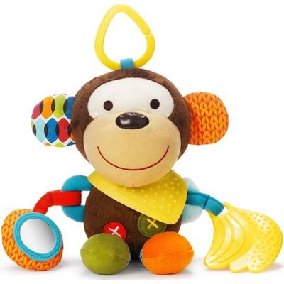 Skip Hop Bandana Buddies Monkey