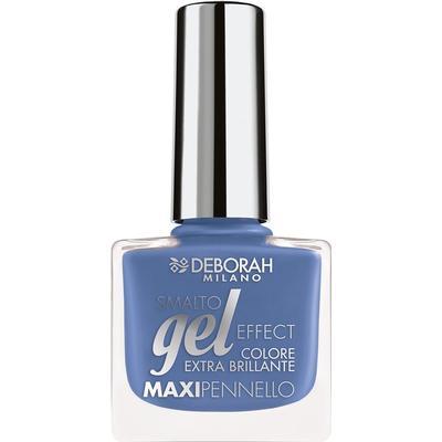 Deborah Milano Smalto Gel Effect #73 Swimming Blue 9ml