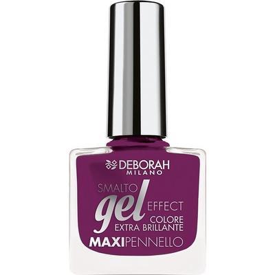 Deborah Milano Smalto Gel Effect #53 Los Angeles Purple 9ml