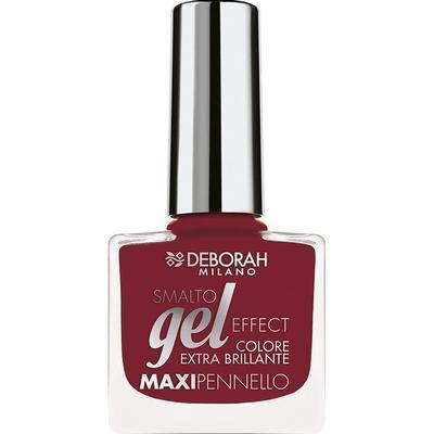 Deborah Milano Smalto Gel Effect #55 Red Sari 9ml