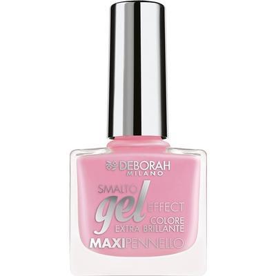 Deborah Milano Smalto Gel Effect #49 Peonia Pink 9ml