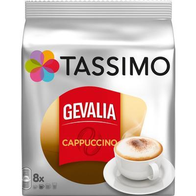 Tassimo Gevalia Cappuccino 8 Teabag