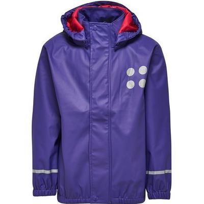 Lego Wear Rain Jacket - Dark Purple