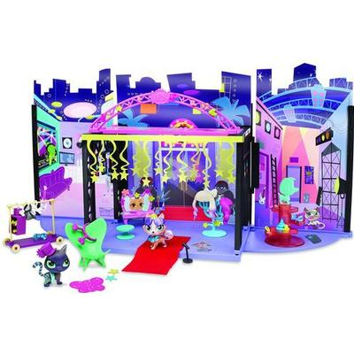 Hasbro Littlest Pet Shop Backstage Style Set B1241