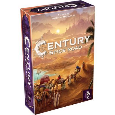 Century Spice Road (Engelska)