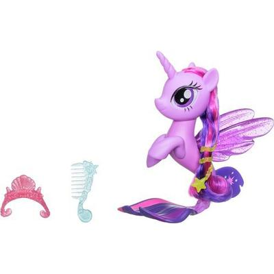 Hasbro My Little Pony the Movie Glitter & Style Seapony Twilight Sparkle C1831