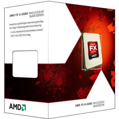 AMD FX-4300 3.8GHz, Box