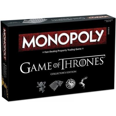 Monopoly: Game of Thrones Collector's Edition (Engelska)