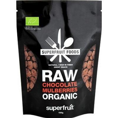Superfruit Rå Chokladmultbär 100g