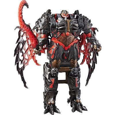 Hasbro Transformers the Last Knight Mega 1 Step Turbo Changer Dragonstorm C0934