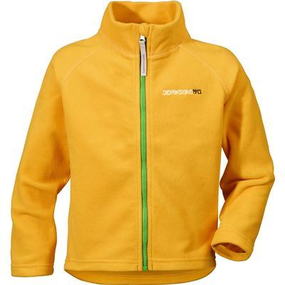 Didriksons Monte Kids Microfleece Jacket 2 - Mandarin (172501359352)