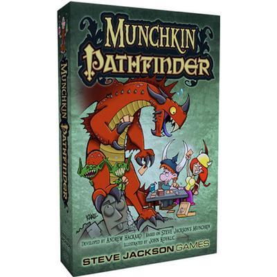 Munchkin Pathfinder (Engelska)
