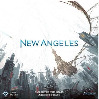 Fantasy Flight Games New Angeles (Engelska)