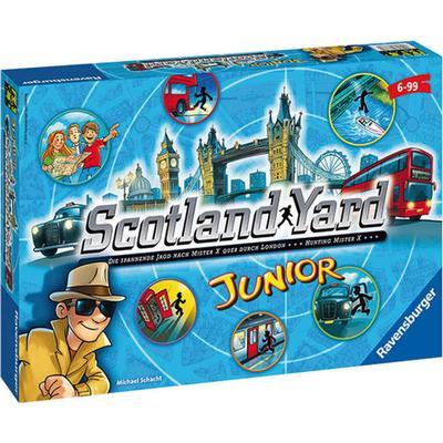 Ravensburger Scotland Yard Junior Resespel