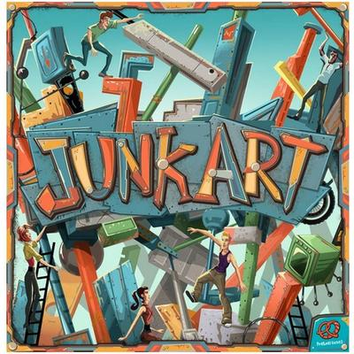 Pretzel Games Junk Art