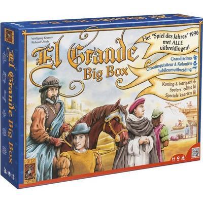 999 Games El Grande Big Box (Engelska)
