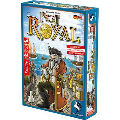 Pegasus Port Royal