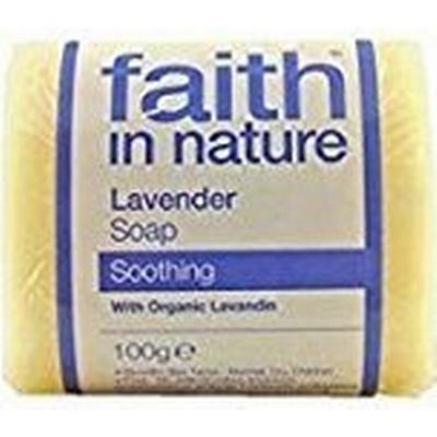 Faith in Nature Lavender Soap 100g 6-pack