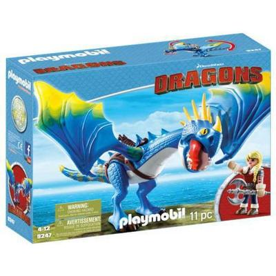 Playmobil Astrid & Stormfly 9247
