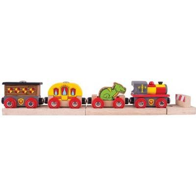 Bigjigs Medieval Train