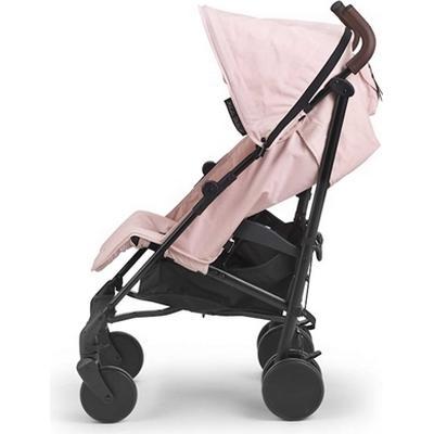 Elodie Details Stockholm Stroller 3.0 Powder Pink Klapvogn