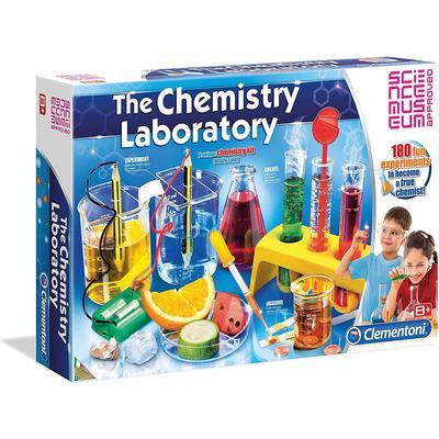 Clementoni The Chemistry Laboratory 61284
