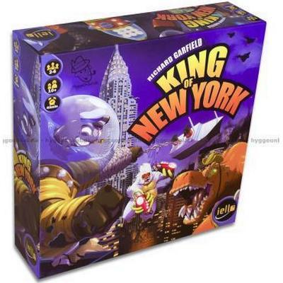 Iello King of New York (Engelska)