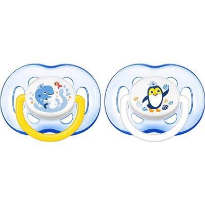 Philips Avent Freeflow Pacifiers 18m+ 2-pack