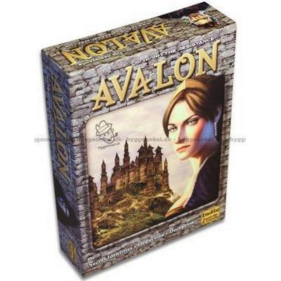 Indie Boards and Cards The Resistance: Avalon