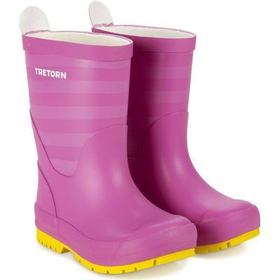 Tretorn Rubber Boot Gränna Fuchsia/Pink