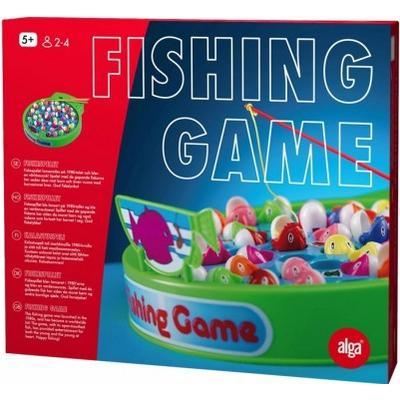 Alga Fishing Game
