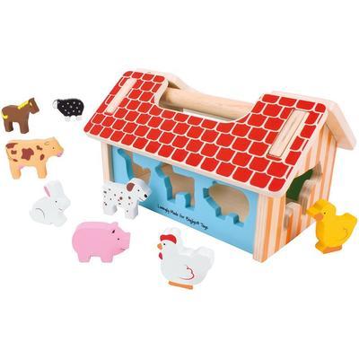 Bigjigs Farmhouse Sorter