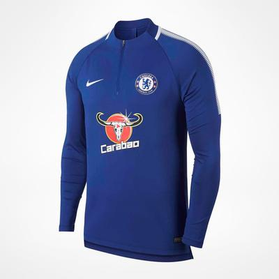 Nike Chelsea FC Dry Squad Drill Jersey Sr