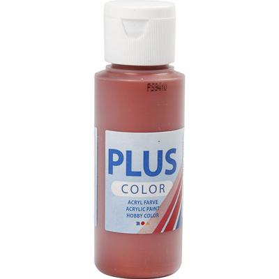 Plus Acrylic Paint Red Copper 60ml