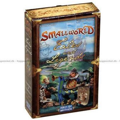 Days of Wonder SmallWorld: Tales & Legends (Engelska)