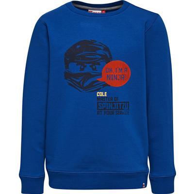 Lego Wear Saxton 725 Ninjago Sweatshirt - Dark Blue