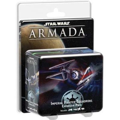 Fantasy Flight Games Star Wars: Armada: Imperial Fighter Squadrons (Engelska)