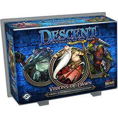 Fantasy Flight Games Descent Journeys in the Dark Second Edition: Visions of Dawn