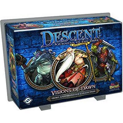 Fantasy Flight Games Descent Journeys in the Dark: Visions of Dawn (Engelska)