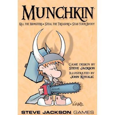 Munchkin (Eng) (Engelska)