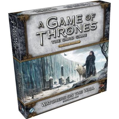 Fantasy Flight Games A Game of Thrones: The Card Game (Second Edition): Watchers on the Wall (Engelska)