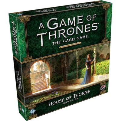 Fantasy Flight Games A Game of Thrones: The Card Game (Second Edition): House of Thorns (Engelska)