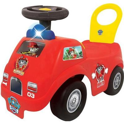 Kiddieland Marshall Fire Truck