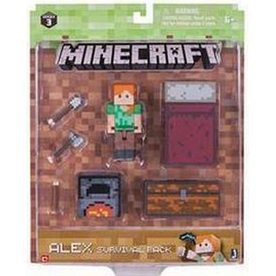 Minecraft Alex Survival Pack