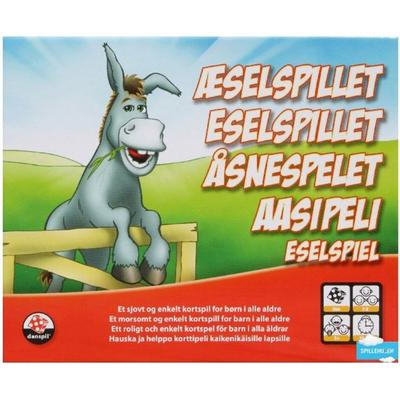 Danspil Æselspillet